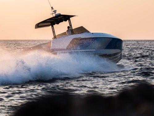 Motorboat Frauscher 1414 · 2017