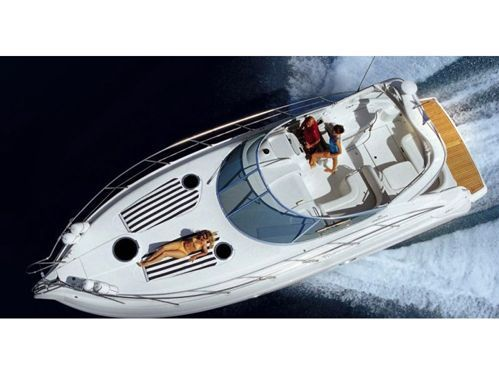 Motorboat Cranchi Zaffiro 34 · 2007