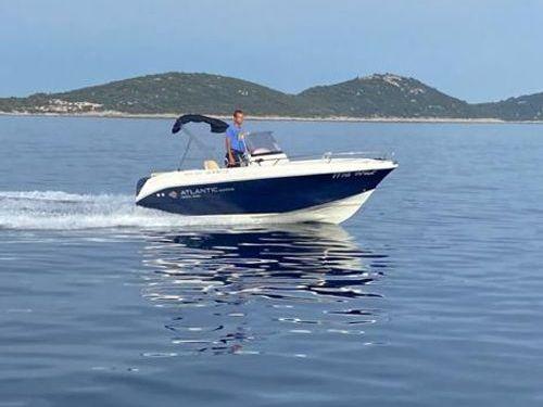 Motoscafo Atlantic Marine 530 Open (2011)