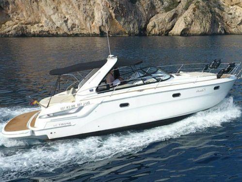 Motorboat Bavaria 34 Sport · 2012