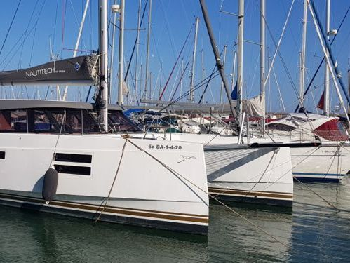 Catamarano Nautitech 40 Open (2020)