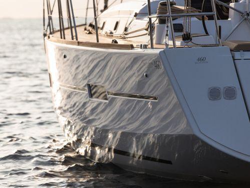 Segelboot Dufour 460 · 2021