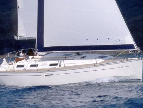 Segelboot Dufour 385 · 2007