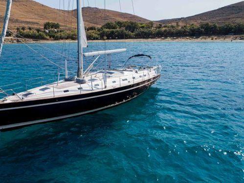 Segelboot Ocean Star 56.1 (2002)