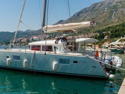 Catamaran Lagoon 400 (2012)