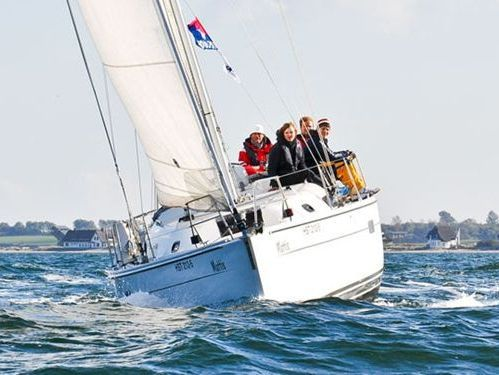 Segelboot Hanse 370 (2009)