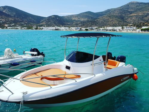 Speedboat Ranieri Poseidon Blue Water 6.40m · 2018