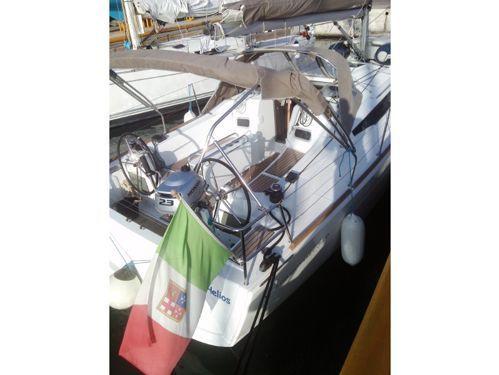 Barca a vela Jeanneau Sun Odyssey 349 · 2015