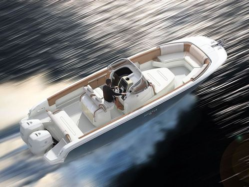 Motoscafo Invictus 270 FX (2021)