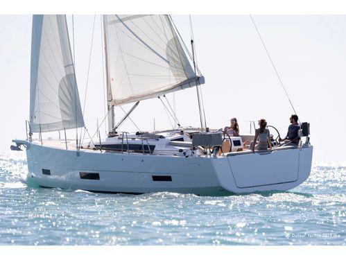 Sailboat Dufour 390 Grand Large (2021)