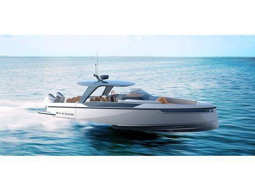 Imbarcazione a motore Saxdor 320 GTO (2021)