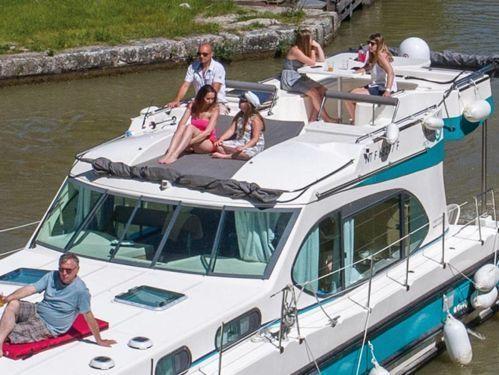 Hausboot Nicols Quattro Fly C (2021)