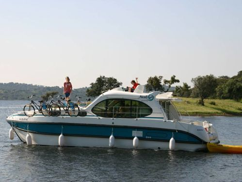Houseboat Nicols Estivale Quattro B · 2020
