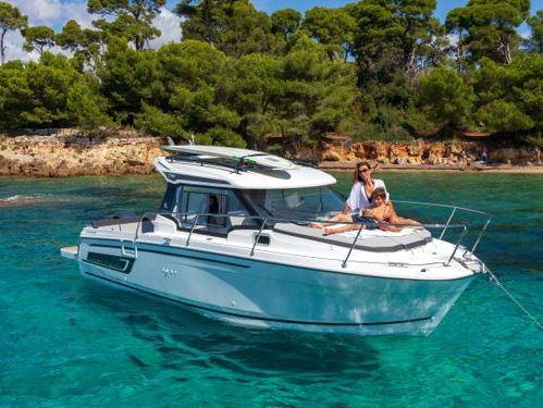 Imbarcazione a motore Jeanneau Merry Fisher 795 · 2021