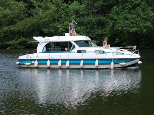 Motorboot Nicols Sedan 1170 · 2012