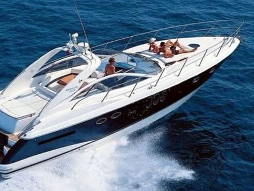 Imbarcazione a motore Absolute 39 (2006)