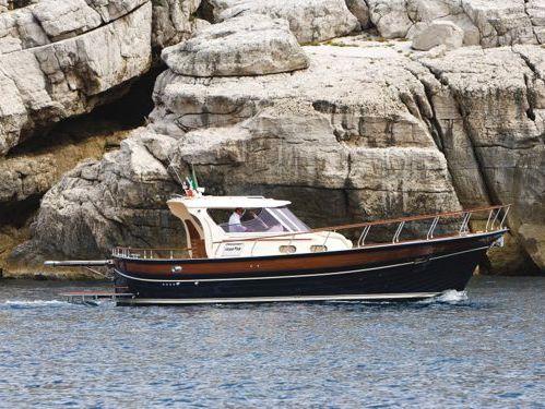 Imbarcazione a motore Apreamare Sorrento 36 Open Cruise · 2015