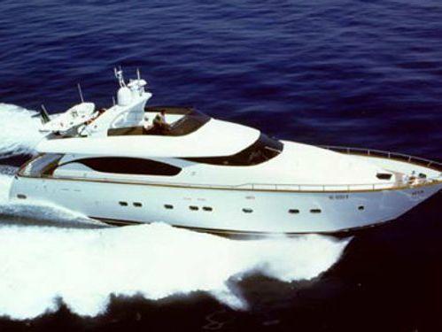 Motorboat Maiora 24 · 2003