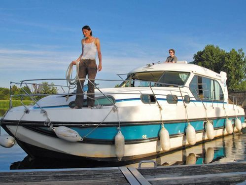 Houseboat Nicols Sedan 1160 · 2009