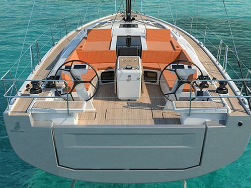 Sailboat Beneteau Oceanis 51.1 (2021)