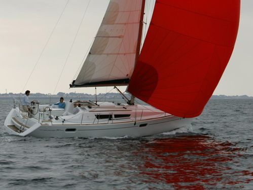 Barca a vela Jeanneau Sun Odyssey 39i · 2010