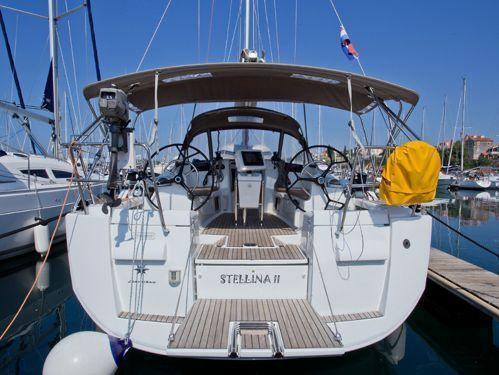 Segelboot Jeanneau Sun Odyssey 409 · 2012
