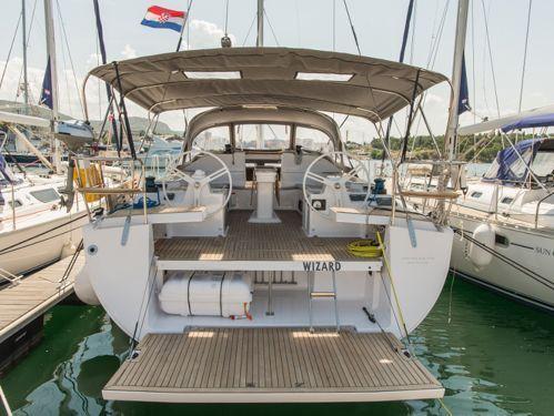 Segelboot Elan Impression 50 · 2018