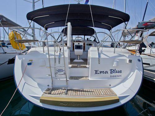Segelboot Elan Impression 434 · 2010