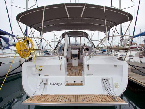 Segelboot Elan Impression 394 · 2014