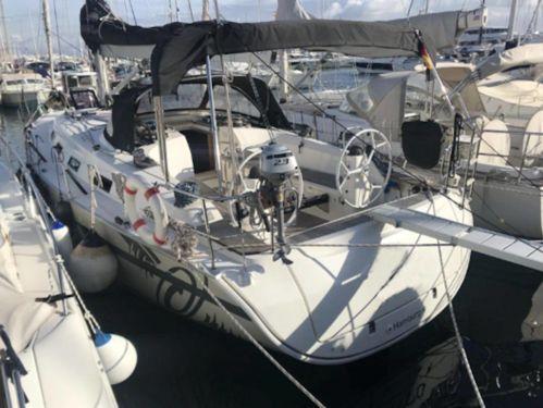 Zeilboot Bavaria 40 S · 2013