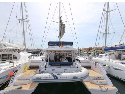 Catamarano Nautitech 46 Fly (2017)