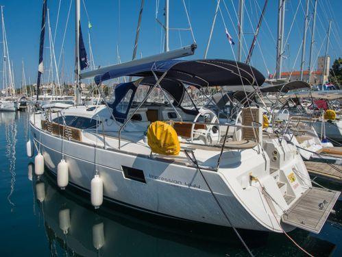 Segelboot Elan Impression 444 · 2012
