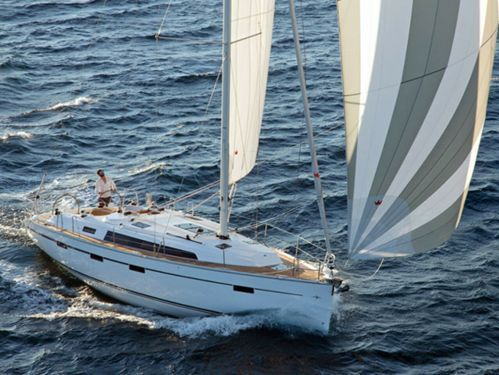 Segelboot Bavaria Cruiser 40.1 · 2014