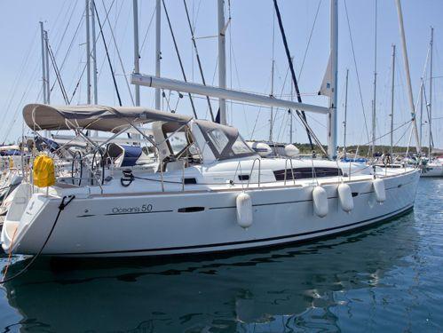 Segelboot Beneteau Oceanis 50 Family · 2012