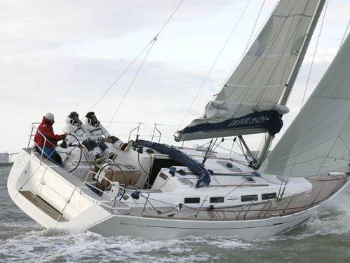 Barca a vela Dufour 425 Grand Large · 2012