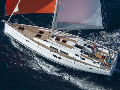 Zeilboot Hanse 505 · 2014