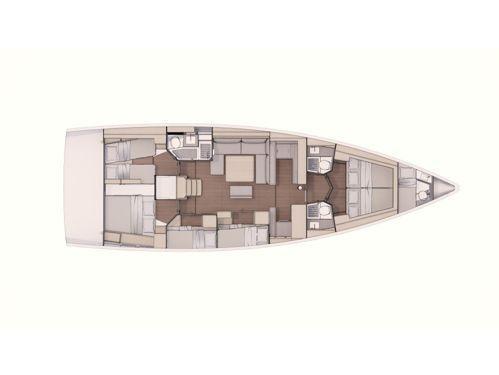 Zeilboot Dufour 530 · 2021