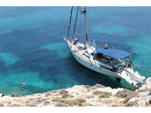 Segelboot Atlantic 60 (1997)