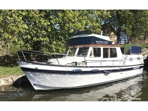 Motorboot Husky Dane · 2021
