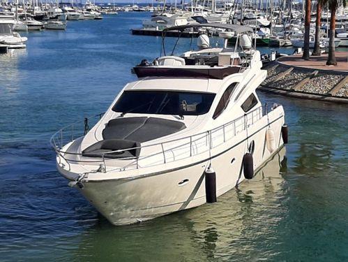 Motorboat Rodman Muse 54 · 2008