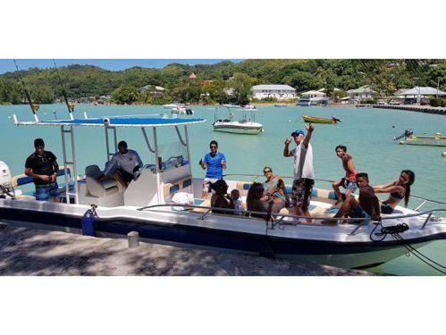 Sportboot Dromor Triton 35 (2017)