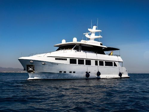 Motorboat Explorer 92 · 2007