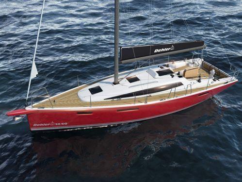Sailboat Dehler 38 SQ · 2020