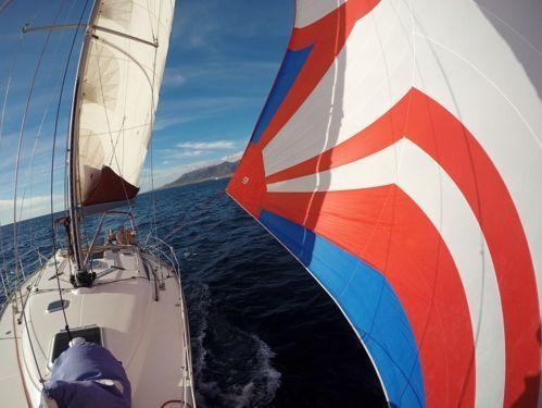 Sailboat Jeanneau 43 (2003)