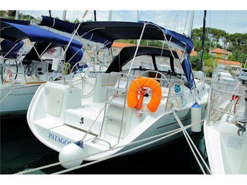 Barca a vela Beneteau Cyclades 39 (2007)