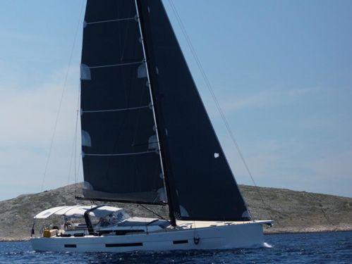 Barca a vela Dufour 63 Exclusive · 2018