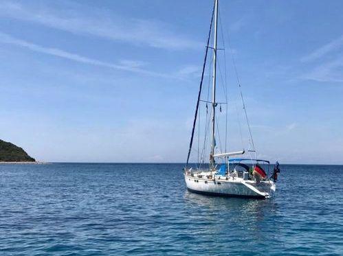 Segelboot Jeanneau Sun Odyssey 440 (1991)