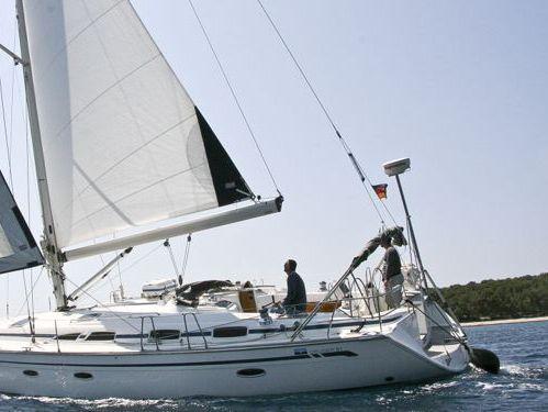Segelboot Bavaria Cruiser 51 (2010)