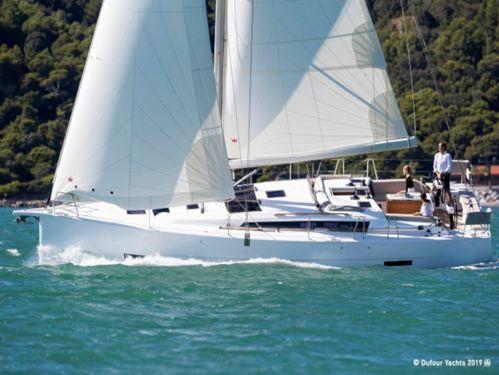 Segelboot Dufour 430 · 2021