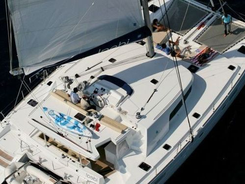Catamaran Lagoon 500 · 2017